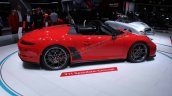 Porsche 911 Speedster Concept Ii Images Side Profi