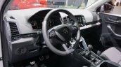 Skoda Karoq Scout Iab Photos Interior Steering Whe