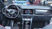 Skoda Kodiaq Rs At Paris Motor Show Interiors