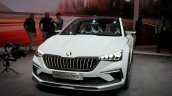 Skoda Vision Rs Concept Iab Photos Front 1