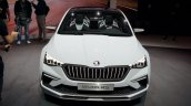 Skoda Vision Rs Concept Iab Photos Front 2