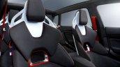 Skoda Vision Rs Press Photos Interior Seats