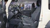 Suzuki Jimny Sierra At Paris Motor Show 2018 Front