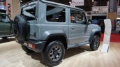 Suzuki Jimny Sierra At Paris Motor Show 2018 Grey