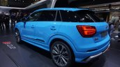 Audi Sq2 At Paris Motor Show 2018 Rear Left Quarte