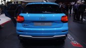 Audi Sq2 At Paris Motor Show 2018 Rear Profile