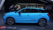 Audi Sq2 At Paris Motor Show 2018 Side Profile