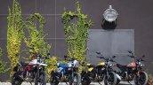 New Ducati Scrambler Range Left Front Quarter Pres