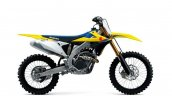 Suzuki Rm Z250 Press Images Right Side