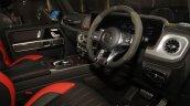 2018 Mercedes G63 Amg Interior Dashboard Steering