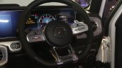 2018 Mercedes G63 Amg Interior Steering Wheel Imag