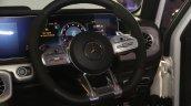 2018 Mercedes G63 Amg Interior Steering Wheel Imag