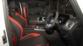 2018 Mercedes G63 Amg Interor Front Seats