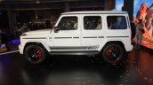 2018 Mercedes G63 Amg Side Profile 2 Image