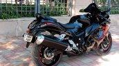 Bajaj Dominar 400 To Suzuki Hayabusa Gsx1300r Conv