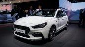 Hyundai I30 N Line At Paris Motor Show 2018 Front