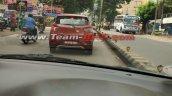 Mahindra Kuv100 Diesel Amt Images Rear 2