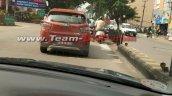 Mahindra Kuv100 Diesel Amt Images Rear 3
