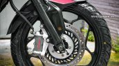 Bajaj Pulsar Ns 200 To Kawasaki Z1000 Front Brake