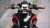 Bajaj Pulsar Ns 200 To Kawasaki Z1000 Handlebar An