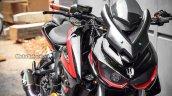 Bajaj Pulsar Ns 200 To Kawasaki Z1000 Headlight Cl