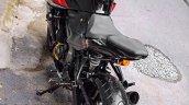 Bajaj Pulsar Ns 200 To Kawasaki Z1000 Left Rear Qu
