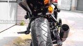 Bajaj Pulsar Ns 200 To Kawasaki Z1000 Rear 2