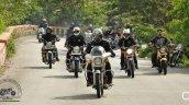 Silver Yamaha Rd350 By Vishal Agarwal Group Riding