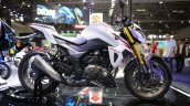 Haojue Dr300 Suzuki Gsx S300 White Right Side Prof