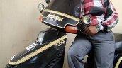 Honda Elite 250 With Dr Jeswant Thomas 1