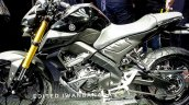 Yamaha Mt 15 2019 Black Left Side Profile