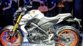 Yamaha Mt 15 2019 White Left Side Profile