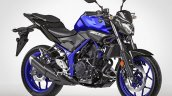 Yamahamt 03 2019 Blue Studio Shot Right Front Quar
