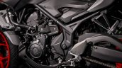 Yamahamt 03 2019 Ice Fluo Engine Left Side