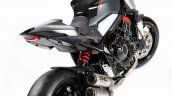 Honda Neo Sports Cafe Concept 650 Studio Shot Righ