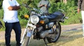 Modified Yamaha Rx100 By Vivek Muniyappa Left Fron