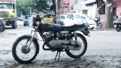 Modified Yamaha Rx100 By Vivek Muniyappa Left Side