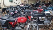 Rajdoot Gts Bobby And Other Bikes Owned By Vishal