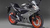 Yamaha R25 2019 New Yamaha R3 Silver Colour