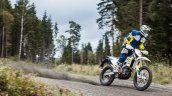 2019 Husqvarna 701 Enduro Press Images Right Front