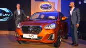 New Datsun Go Facelift Front