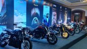 Kinetic Motoroyale India Launch 2018 Side