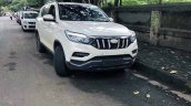 Mahindra Y400 Rexton Image Front Three Quarters