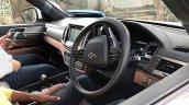 Mahindra Y400 Rexton Interior Image Steering Wheel