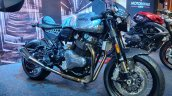Norton Dominator Front Three Quarters India Launch