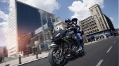 2019 Kawasaki Versys 650 Press Images Action Shot