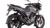 Bajaj Pulsar Ns125 Black Press Image Right Rear Qu