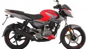 Bajaj Pulsar Ns125 Red Press Image Right Side