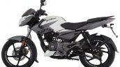 Bajaj Pulsar Ns125 White Press Image Left Side