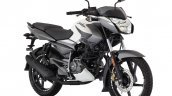 Bajaj Pulsar Ns125 White Press Image Right Front Q